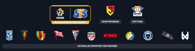STSbet Sponsoringpartner