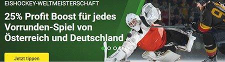 Unibet Eishockey WM 2019 Aktion