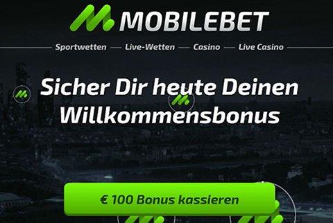 Mobilebet Wettbonus