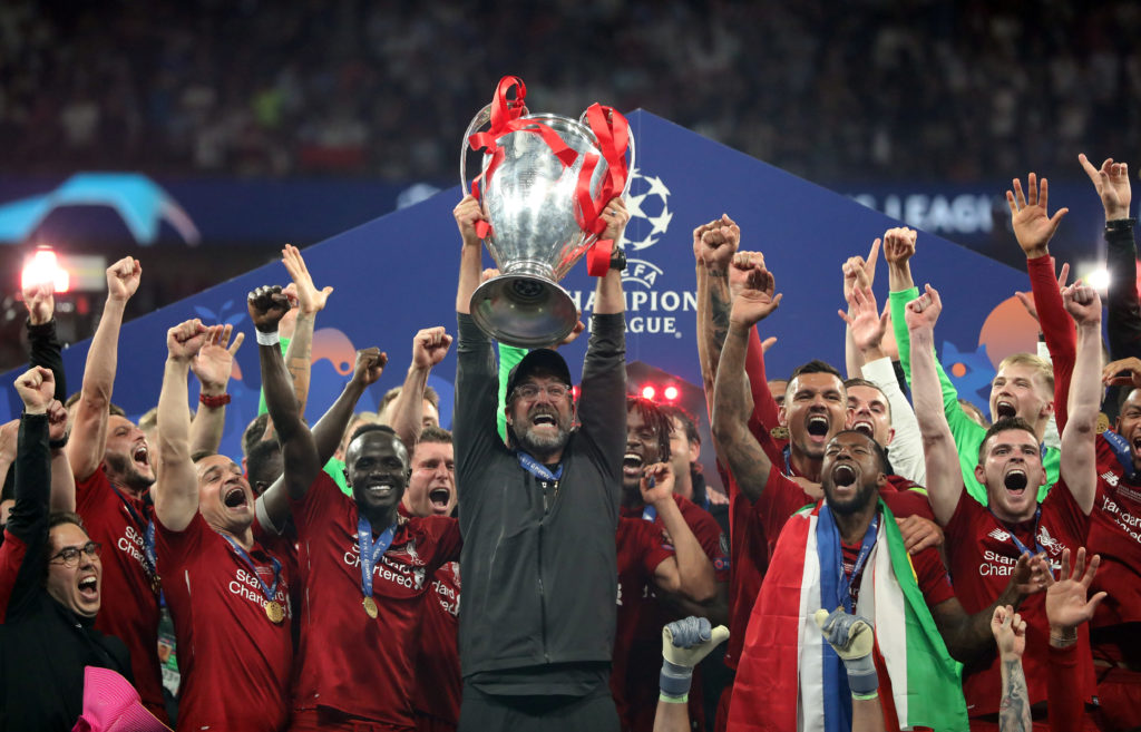 Liverpool Champions League Sieger