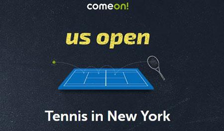 US Open Bonus ComeOn