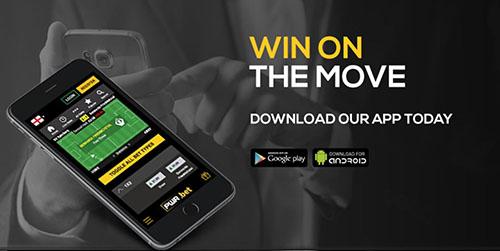 PWR Bet Test App