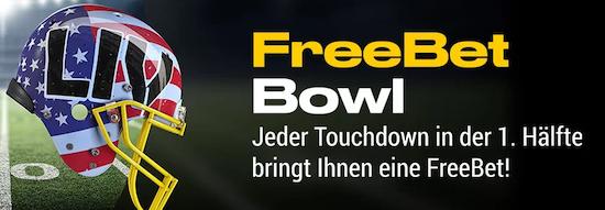 Bwin Super Bowl Live Freebets