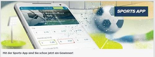 bet-at-home Sport wetten app