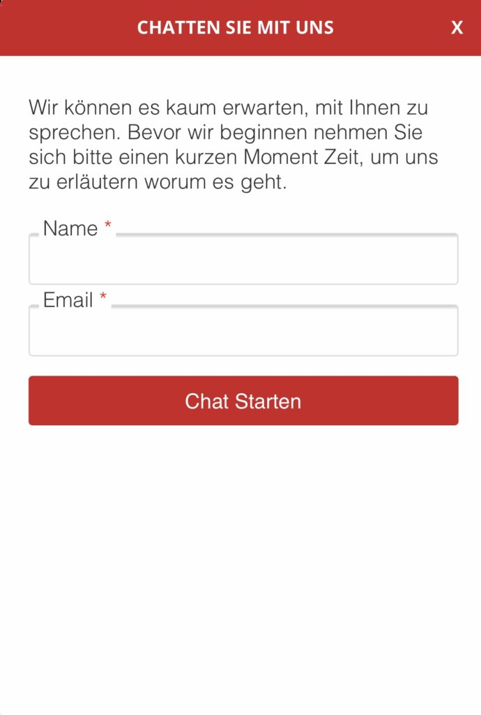 Digibet Kundenservice - LiveChat