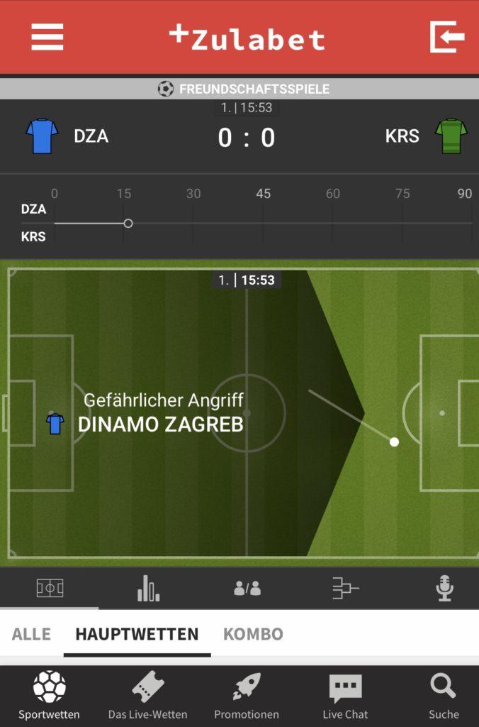 Zulabet-app