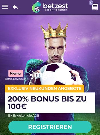 betzest bonus