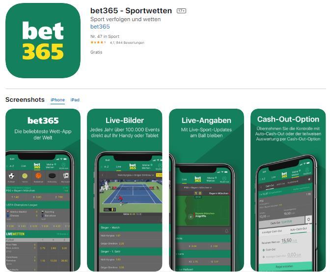 Beste Sportwetten App