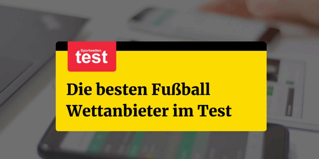 Fussball Wettanbieter