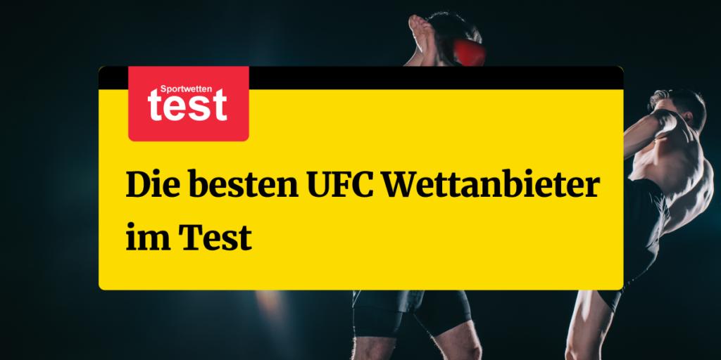 UFC Wettanbieter