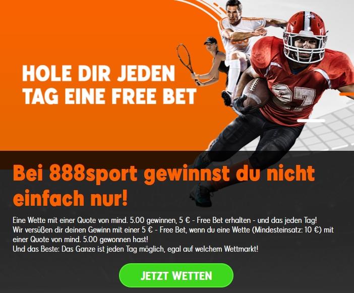 888sport Freebets