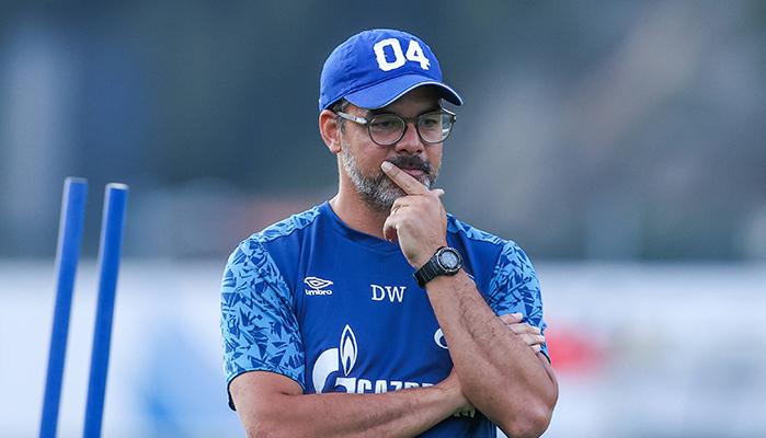 Erster Trainerwechsel Bundesliga