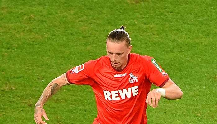 Bild von Marius Wolf 1. FC Köln Bayern Prognose