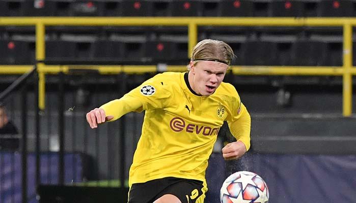 Borussia Dortmund Erling Haaland