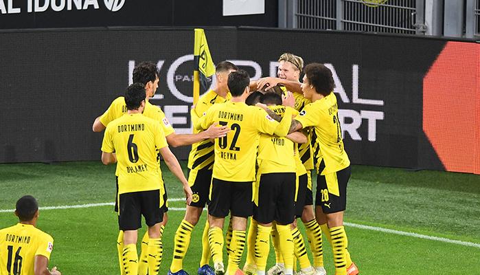 Dortmund Tor Jubel