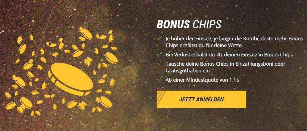 Neobet Bonus Chips