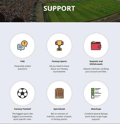 fanteam support