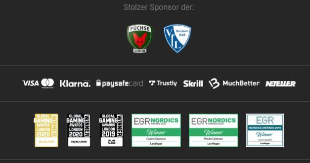 leovegas sponsor