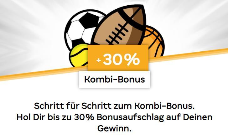 Kombi Bonus Merkur Sports
