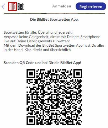 Bildbet App Download