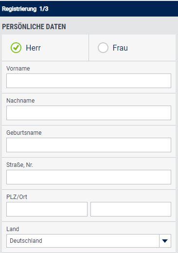 betathome registrierung
