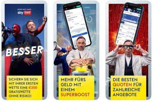 Skybet iOS App