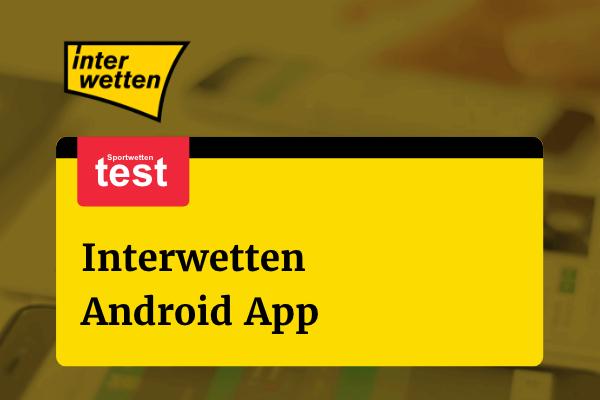 Interwetten Android App