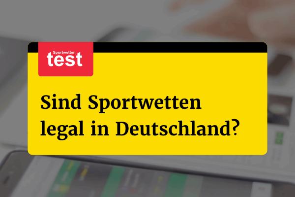 sportwetten deutschland legal