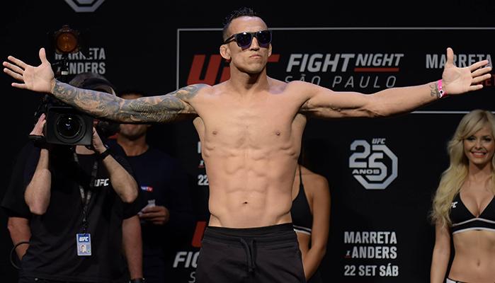 UFC 262 Wetten