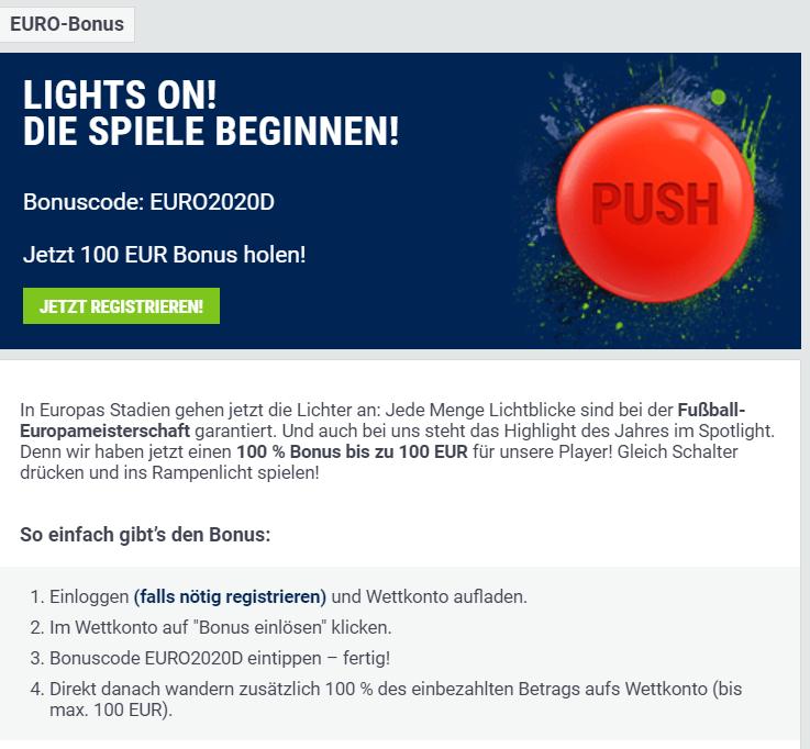 Bet-at-home betathome em bonus 2021