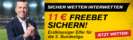 Freebet 2 Bundesliga
