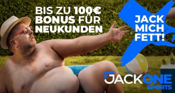 Jackone Wettbonus