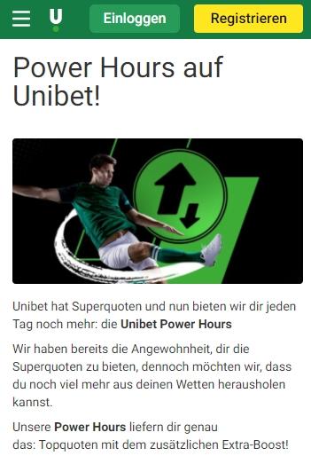 Unibet Promo
